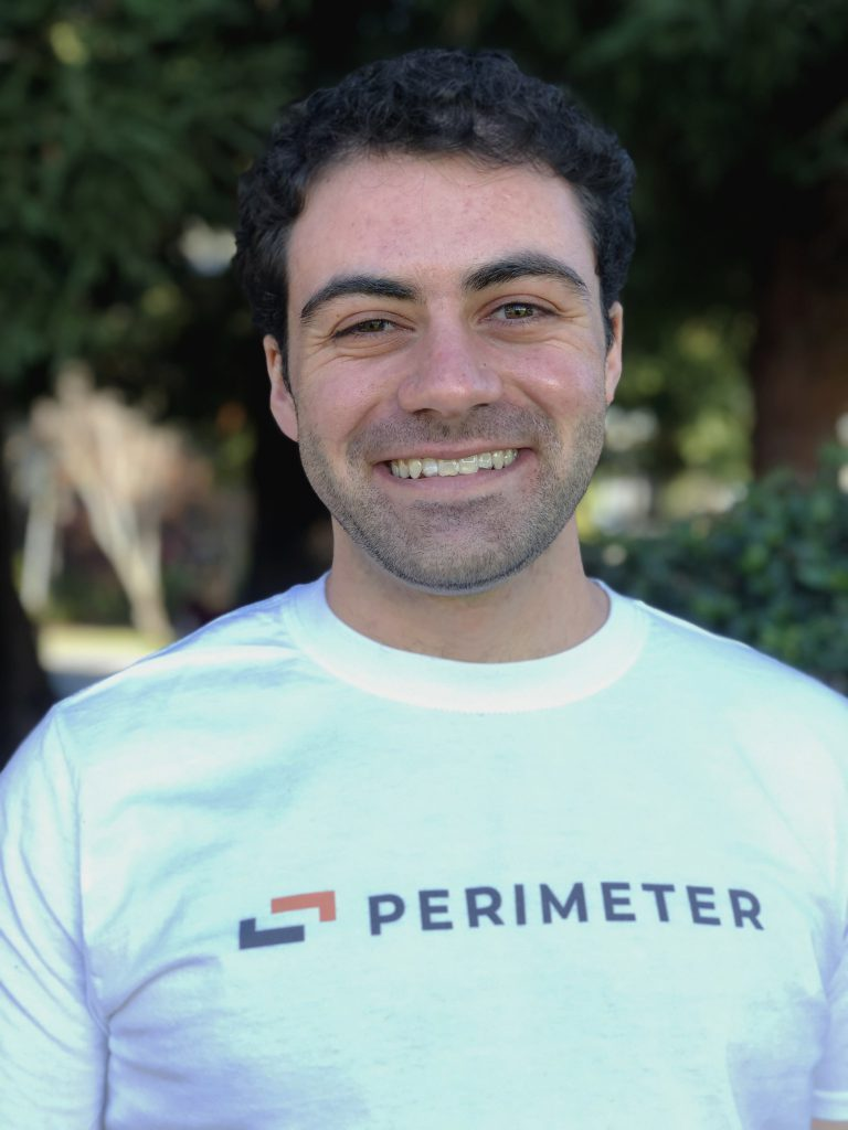 Headshot of Perimeter Lead Software Engineer Jacob Green.