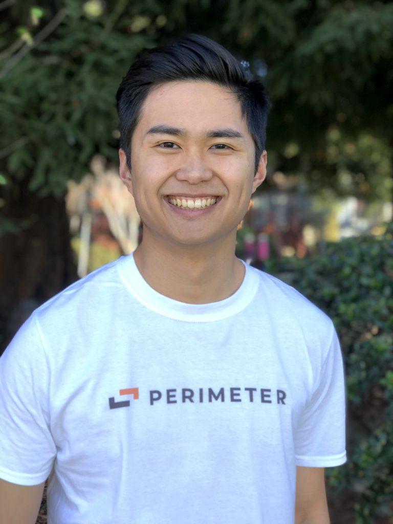 Headshot of Perimeter CEO Noah Wu.