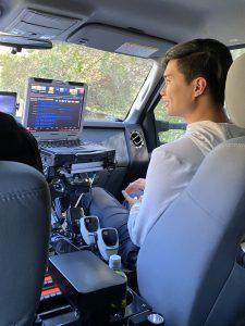 Headshot of Perimeter Chief Technology Officer Noah Wu.