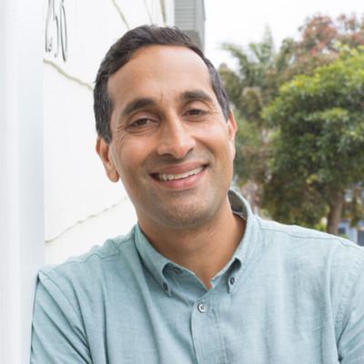 Headshot of Perimeter investor Shawn Merani.